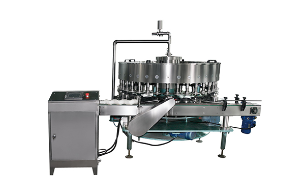 GC12 Cans Filling Machine