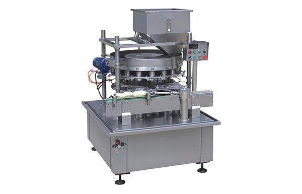 GK54 Granule Cans Filling Machine