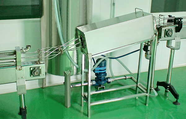 QSS200 Filled Can Washer