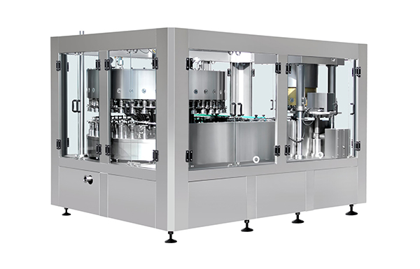 DGC3606A High Speed Juice Can drink Filling And Seaming Machine Production Packaging Line