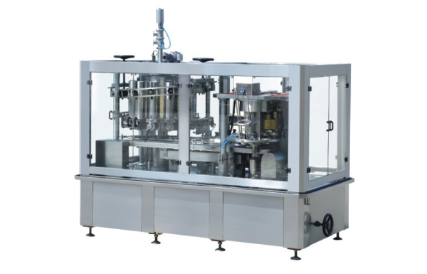 DGJ1204 Strong Sauce Filling and Sealing Machine