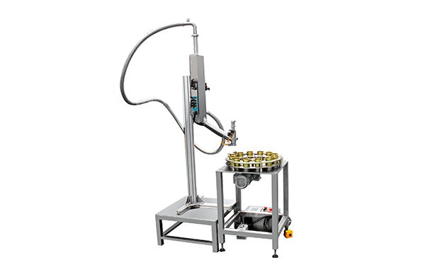WQYDJZ-1 Liquid Nitrogen Dosing Machine