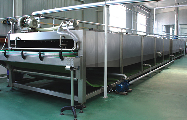 ZWPS1  Continuous spray sterilizer